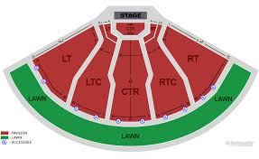 Dte Energy Seating Chart Clarkston Dte Energy Music Theatre Clarkston Tickets Schedule