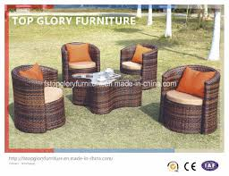 vase outdoor furniture liquidation garden sofa tgbs 007
