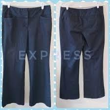 Womens Express Pants Size Chart On Poshmark