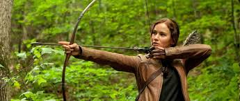 real or not real katniss everdeen s archery techniques archery techniques in new mockingjay trailer