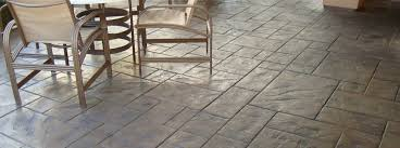 stamped concrete overlay. Ashlar Thin Stamp Concrete In Jersey Shore Nj Stamped Overlay O