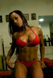 Hot Fit Women Naked