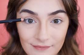 because this is cat makeup obviously we have to do a cat eye but we re going to smoke it out first start off by roughly lining your eyes with a