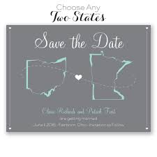 What Are Save The Date Cards State Your Love Save The Date Card