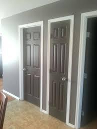 Dark Interior Door Dark Wood Interior Doors With Glass hntginfo