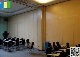 wooden office partitions. 2.56 Inches Folding Partition Wooden Office Divider Walls For Training Room Partitions