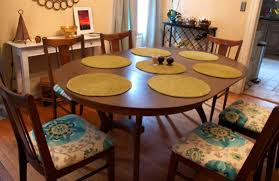 recovering dining room chairs new decoration ideas chair cushions for dining room chairs with fl pattern ideas