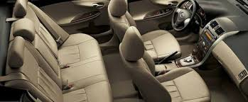 toyota corolla 2015 interior seats. toyota corolla altis 2015 front and rear seats together interior