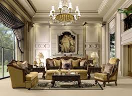 Luxurious Living Room Furniture Enchanting Glamour Luxury Living Rooms Design Home Inspiring