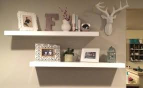 Ivory Floating Shelves Delectable Rustic Decor Floating Shelves Placement Ideas Smart Wall Shelf
