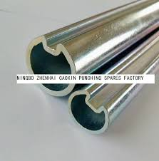 china high precision short run garage door torsion spring shaft with keyway supplier