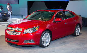 2013 Chevrolet Malibu Official Photos and Info – News – Car and Driver