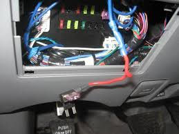 diy wiring after market lights tacoma world How To Use A Fuse Box How To Use A Fuse Box #57 how to use batarang on fuse box