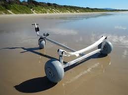 modified boat dolly