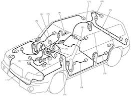 similiar subaru forester wiring diagram keywords 2004 subaru forester wiring diagram and cable routing