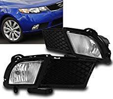 kia forte car stereo wiring diagram zmautoparts forte ex lx sx bumper driving fog light lamp chrome w bulb cover switch