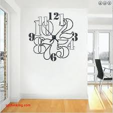 wall decals clock beautiful number white black red real sticker decal large bird vinyl art st