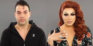 you have to see this drag queen s mesmerizing makeup transformation