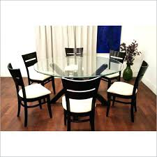 modern round dining table for 6 innovative modern round dining table for 6 awesome room sets
