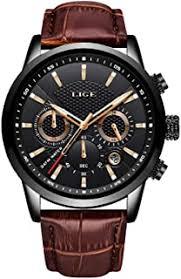 LIGE: Watches - Amazon.co.uk