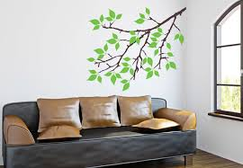 vibrant creative tree branch wall decor modern decoration design home metal sculpture with lights diy decal