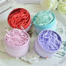 hand made soap sugar box perfume gift box fillers rafi paper shredded paper silk conventional paper 1kg 2 5 mm wide decoration