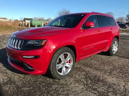 Used 2014 Jeep Grand Cherokee SRT8 in Paspébiac - Used inventory ...