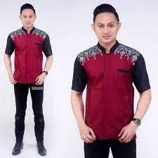Selalu ada terobosan terbaru pada desain maupun komposisi warna yang dilakukan untuk menghasilkan produk fesyen popular,khususnya bagi pria. Baju Koko Muslim Terbaru 2021 Baju Koko Pria Baju Koko Lengan Pendek Koko Bordir Kombinasi Lazada Indonesia