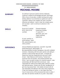 Warehouse Supervisor Resume Custom Best Inbound Warehouse Supervisor Resumes ResumeHelp