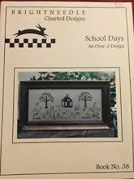 School Days Chart