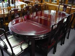 rosewood dining set 80 x44 x31 oval shape table 2 dining table chinese rosewood round