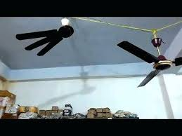 ceiling fan wobble ceiling fan wobble until it falls down 2 blades and 1 blade test