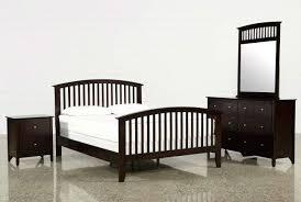 decoration: Ii Queen 4 Piece Bedroom Set Living Spaces Wood Sets ...