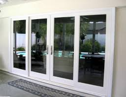 Stylish Sliding Glass Door To Feel Closer With Modern Concept ...