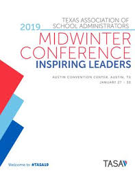 2019 Midwinter Conference Program by Texas Association of School ...