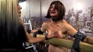 Nailing a womens tits