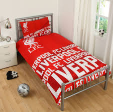 Liverpool Bedroom Accessories Liverpool Fc Single And Double Duvet Cover Sets Bedroom Bedding Ebay