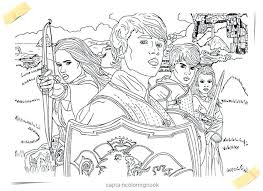 narnia coloring pages colouring to sweet page