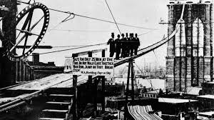 Who Designed The Brooklyn Bridge How Many Were Killed During The Building Of The Brooklyn