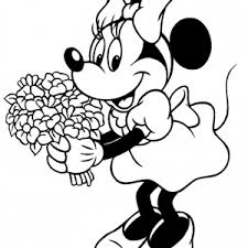 Small Picture adult free printable minnie mouse coloring pages free printable