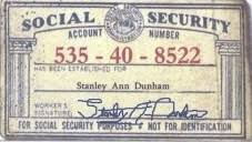 United States Security We Obama's Social People Of Fraudulent The Numbers