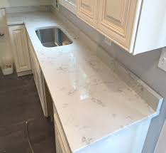 quartz countertops look like carrara marble grigio