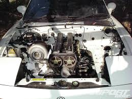 Toyota 2JZ Engine Swap - Question It - Import Tuner Magazine