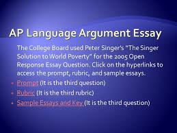 practice the argument rhetorical appeals ppt video online  ap language argument essay