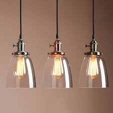 marvelous kitchen pendant lighting glass shades pendant light