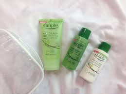 Simple Kind To Skin Hydrating Light Moisturizer Review Simple 3 Step Kit Review Iman Abdul Rahim