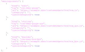 Build A Custom Widget In Sap Analytics Cloud Analytics