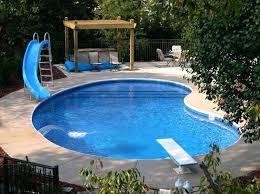 backyard pool with slides. Backyard Pool Slides Australia With Slide Water Swimming Designs