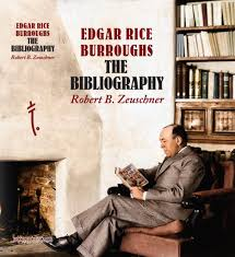 Illustrated Bibliography Of Edgar Rice Burroughs Released Edgar