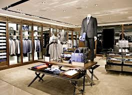 Interior Design For Menswear Menswear Cloth Store Interior Design Oy Gsd030 Ouyee Display